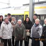 Ankunft in Soest